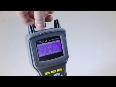 Планар ИТ-15Т2, прибор для измерения цифрового сигнала DVB-Т/Т2