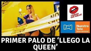 Ivy Queen Regresa A La Escena Musical Con Su Nuevo Sencillo 'Pa'l Frente Y Pa' Tras'