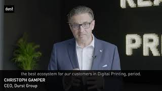 10 years of innovation in the Digital Label & Package Printing market