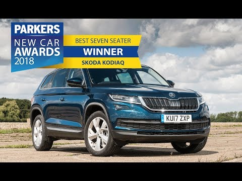 Skoda Kodiaq SUV Review Video