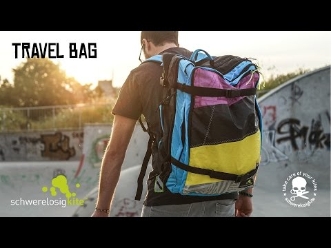 Schwerelosigkite Travel Bag