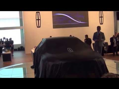 Lincoln - Dubai International Motor Show 2015