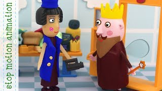 Airport Ben and Holly's Little kingdom toys stop motion animation