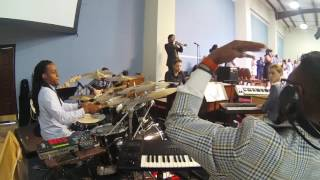 JJ Hairston, Youthful Praise - You Deserve It (Drums)