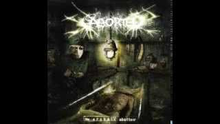 Aborted - The Inertia (with lyric)
