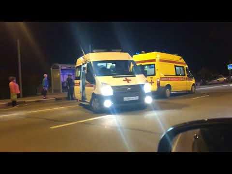 В Панковке мотоциклист сбил пенсионерку: трое пострадали