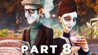WE HAPPY FEW Walkthrough Gameplay Part 8 - TOMORROW