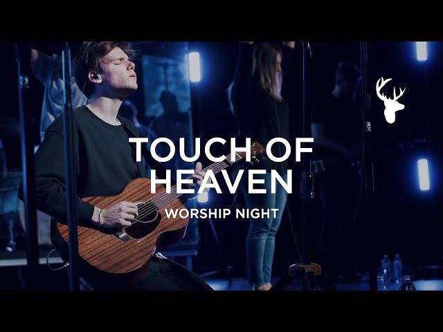 Touch of Heaven - David Funk | Worship Night