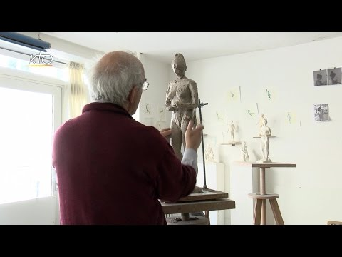 Luc de Moustier, peintre et sculpteur