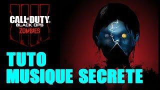 SECRET DE LA VODKA CLASSIFIED TUTO ZOMBIE BO4 (2 EME MUSIQUE SECRETE)