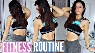 Morning Routine | Fitness edition !