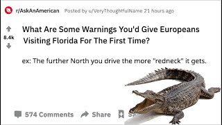 Europeans Need To Know This Before Visiting Florida