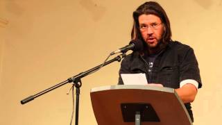 "David Foster Wallace reads ""Consider the Lobster"" (on the 2003 Maine Lobster Festival)"