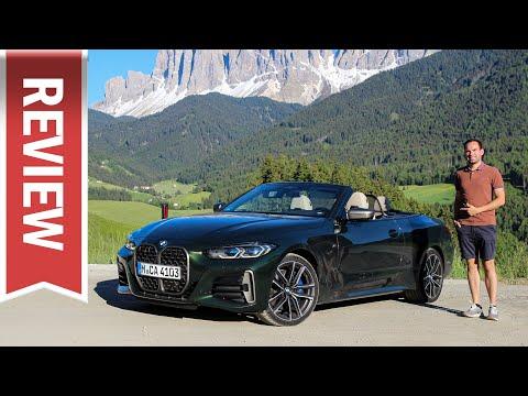 BMW M440i Cabriolet im Reise-Test: Kofferraum, Fahrgeräusche, Verdeck & Performance im Fahrbericht