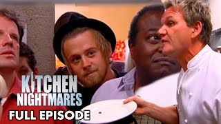 Gordon Shows Customers How Dirty The Kitchen Is   Kitchen Nightmares