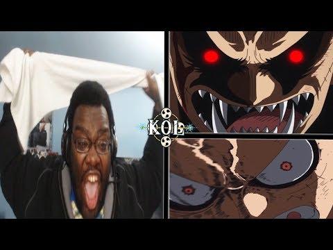 YOOOOOOOOOOOOOOO! SNAKEMAN LUFFY Vs KATAKURI FINALE! One Piece Episode 869 & 870 ⚡ KOL LIVE REACTION