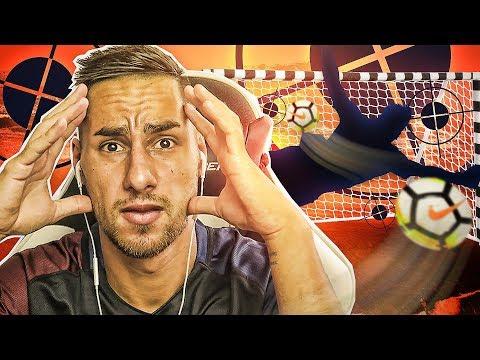J' AFFRONTE LE GARDIEN DE CHEZ ADIDAS AU FOOTBALL - EXCEPTIONNEL !!!