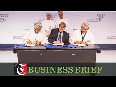 Oman Aviation Group and World Ocean Council sign pact