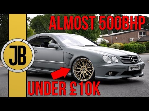 Top 5 CHEAP Cars With 400BHP (LESS THAN £10,000)