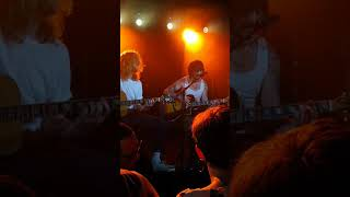 Sticky Fingers Kiss The Breeze Acoustic (live In Barcelona 27042019)