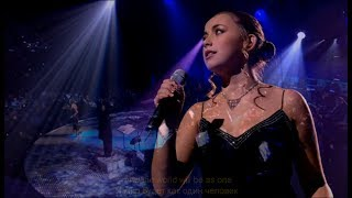 "Charlotte Church: ""Imagine"" (2001), full episode from ""Enchantment"". Live, HD, lyrics, subtitles."