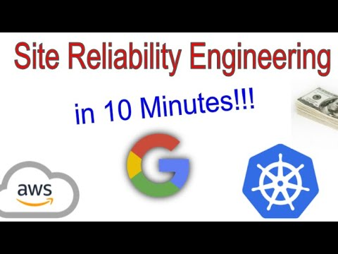 Site Reliability Engineering in Under 10 Minutes