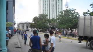 preview picture of video 'PLAZA DE SANTA CLARA CUBA'
