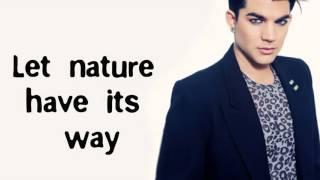 By The Rules-Adam Lambert
