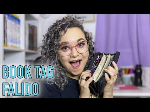 BOOKTAG TÔ FALIDO, MAS TÔ FELIZ