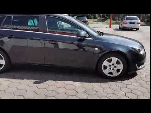 Video Opel Insignia Sports Tourer Business Edition.Garantie. 8 fach ber.