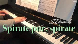 Spirate pur, spirate, in Ab Major, Karaoke, Accompaniment, Donaudy