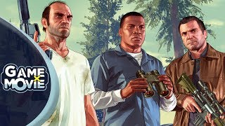 GRAND THEFT AUTO V - LE FILM COMPLET (GAME MOVIE)