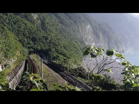Touring Taiwan by Train 30sec