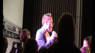 Anthony Callea - Oh Oh Oh Oh - Christmas on the Broadwater, Gold Coast - 10 December 2011