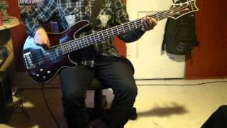 I Won't See You Tonight Part 2 - Avenged Sevenfold Bass Cover