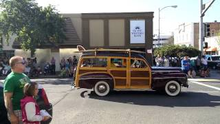 preview picture of video 'St. Patrick's Day parade - Visalia Ca 1 of 6'
