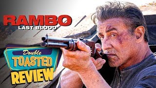 RAMBO LAST BLOOD MOVIE REVIEW - Double Toasted Reviews