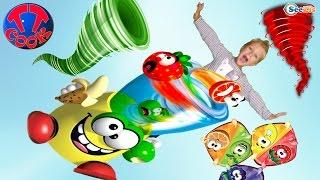ХЕЛЛО КИТТИ и ЩЕНЯЧИЙ ПАТРУЛЬ в БЛЕНДЕРЕ! Frutti Frutti ЧЕЛЛЕНДЖ с Ярославой! Игрушки для детей