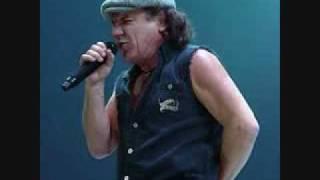 AC/DC - Cyberspace (Brian Johnson)
