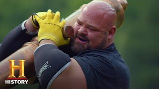 The Strongest Man in History: Brian Shaw's Toughest Carry Yet (Season 1) | History
