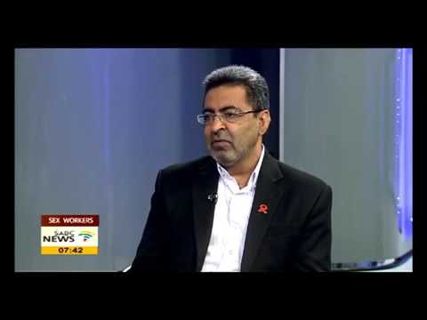 SANAC CEO Dr Fareed Abdullah talks about Sex Worker Survey