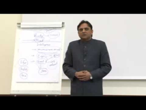 Dr. Chauhan's Ayurveda Lecture on Stress Management Part-II