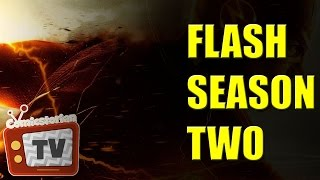 Flash Season 2 Theories