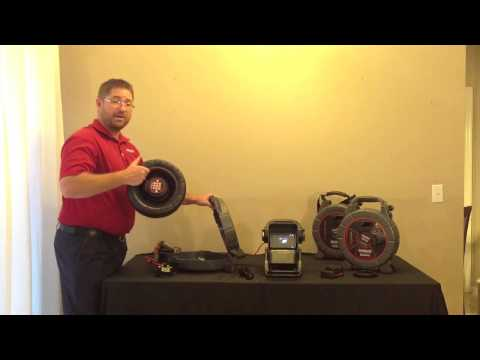 Product Overview - SeeSnake microReel Video Inspection System