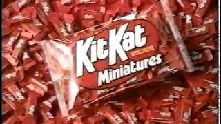 Kit Kat Miniatures 2000s Commercial (2003)