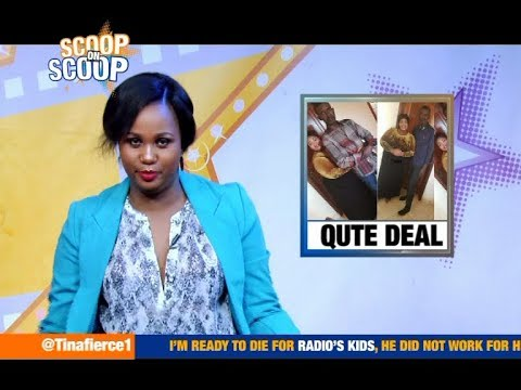 ScoopOnScoop: Qute Kaye could win himself a sugar mummy