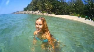 Тайланд. Пхукет. Банановый пляж. Banana Beach. Подводный мир
