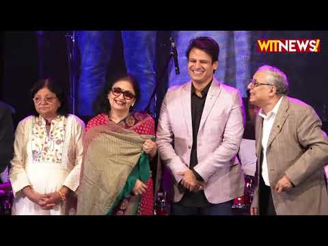 Vivek Oberoi Supports Amit Kumar Live In Concert  To Raise Funds For Breast Cancer Patients