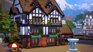 The Sims 4 ENGLISH PUB | Speed Build
