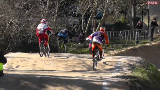 preview picture of video '2015/01/25 Bmx Race Pennes Mirabeau Cruiser 19/29 Finale'
